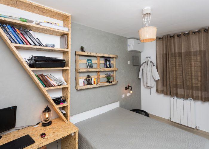 וילון בהתאמה אישית לחדר מגורים