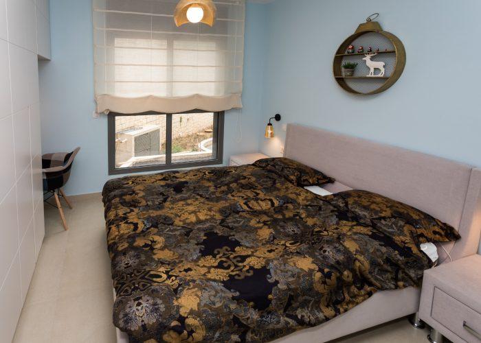 וילון רומאי לחדר שינה