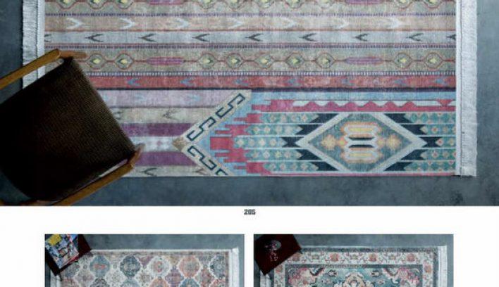 שטיח קיאנטי עם גומי נגד החלקה