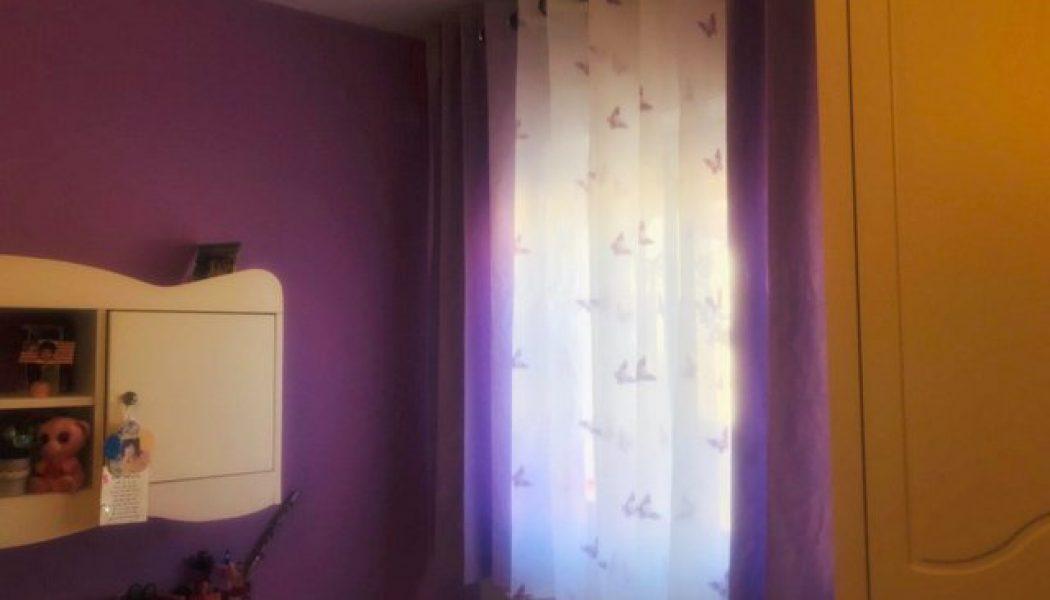 וילונות טבעות לחדר ילדים