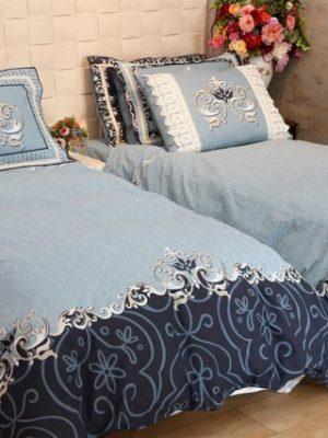 סט מצעים למיטה יהודית 157
